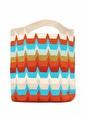 Sophie Plaj Çantası Renkli